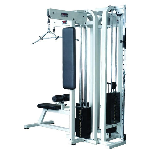 York Barbell STS 5-Station Jungle Gym