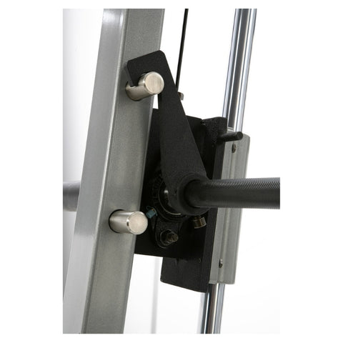 York STS Counter Balanced Smith Machine Safety