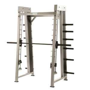 York STS Counter Balanced Smith Machine Silver 55033