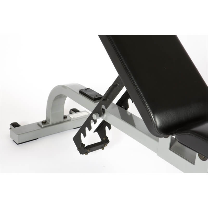 York Barbell STS Flat to Incline Bench White Adjuster