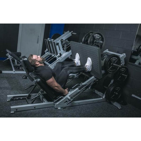 Image of York Barbell STS 35-Degree Leg Press