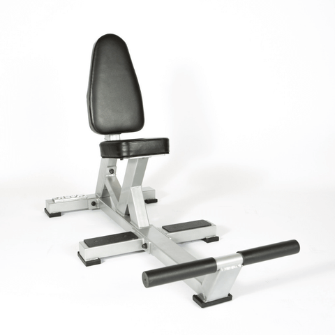 York Barbell STS Multi-Purpose Bench 54037 White Angle