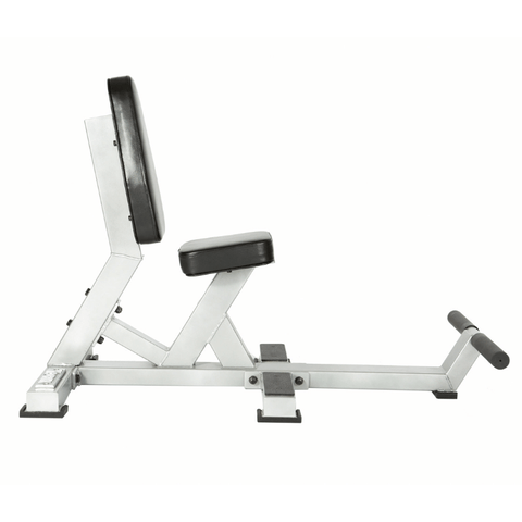 York Barbell STS Multi-Purpose Bench 54037 White Side