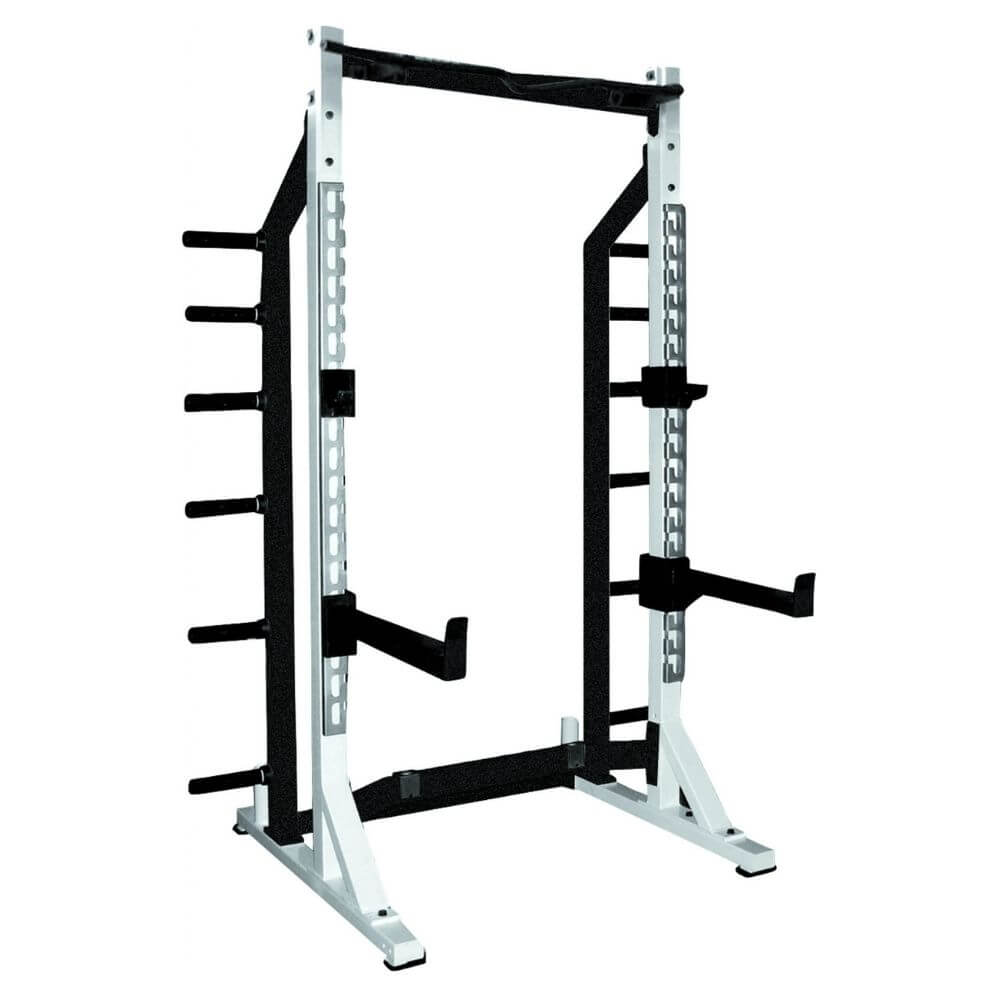 york barbell 54009 half rack
