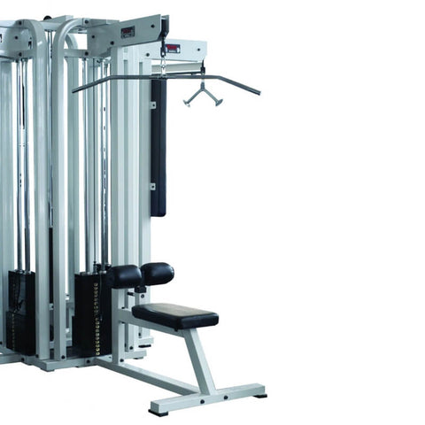 Image of York Barbell STS Selectorized Lat Pulldown