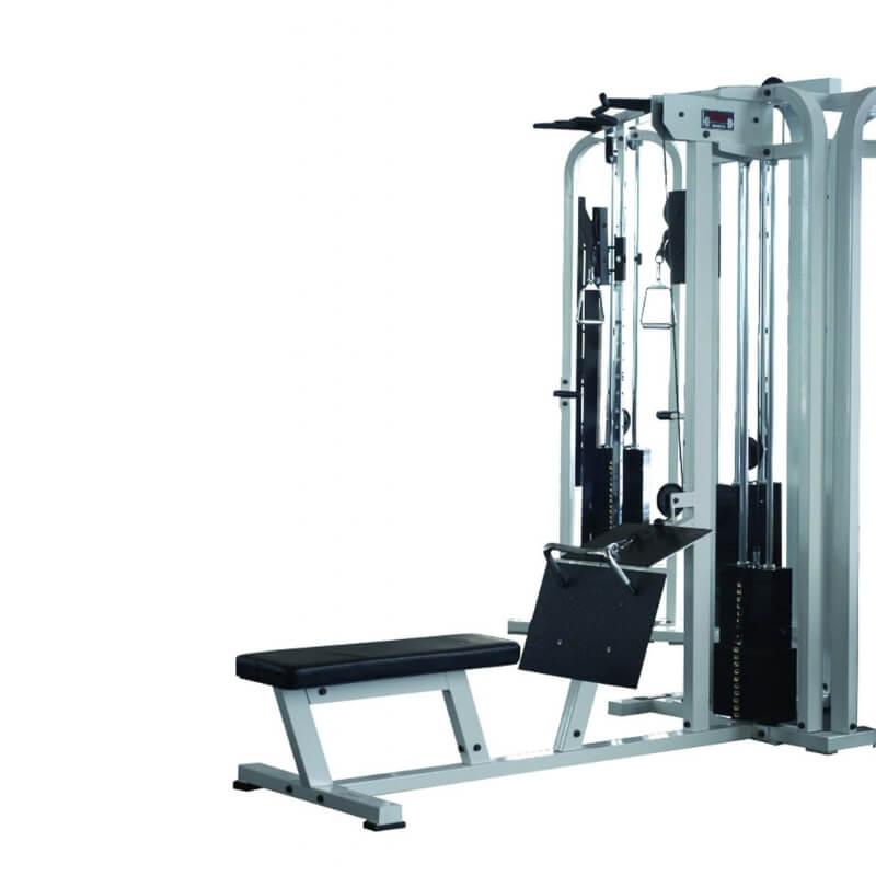 York Barbell STS Seated Low Row Multi Station