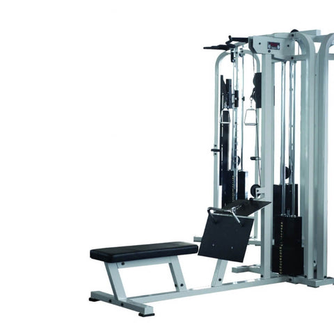 Image of York Barbell STS Seated Low Row Multi Station