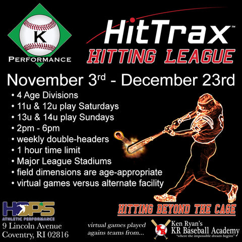 FALL 2018 HITTING LEAGUE