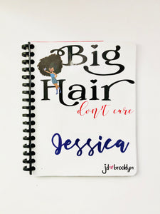 Hair series sticker book-personalized