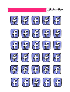 Icons: Facebook