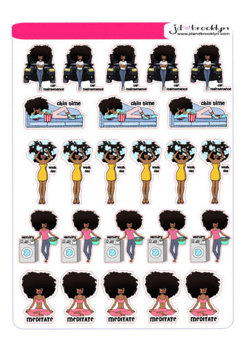 Big Hair To Do Sampler