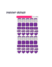 Icons: Planner Things