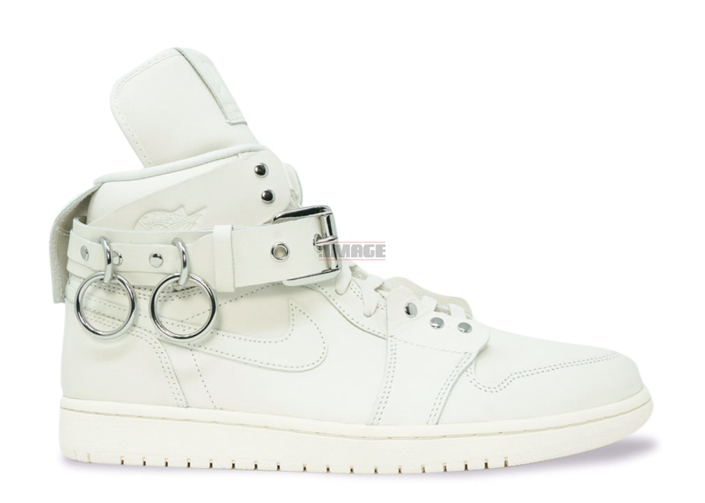 air jordan 1 retro high comme des garcons white
