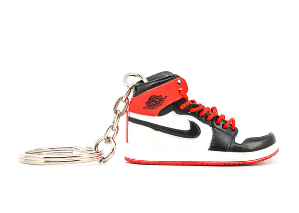 jordan 1 old love keychain