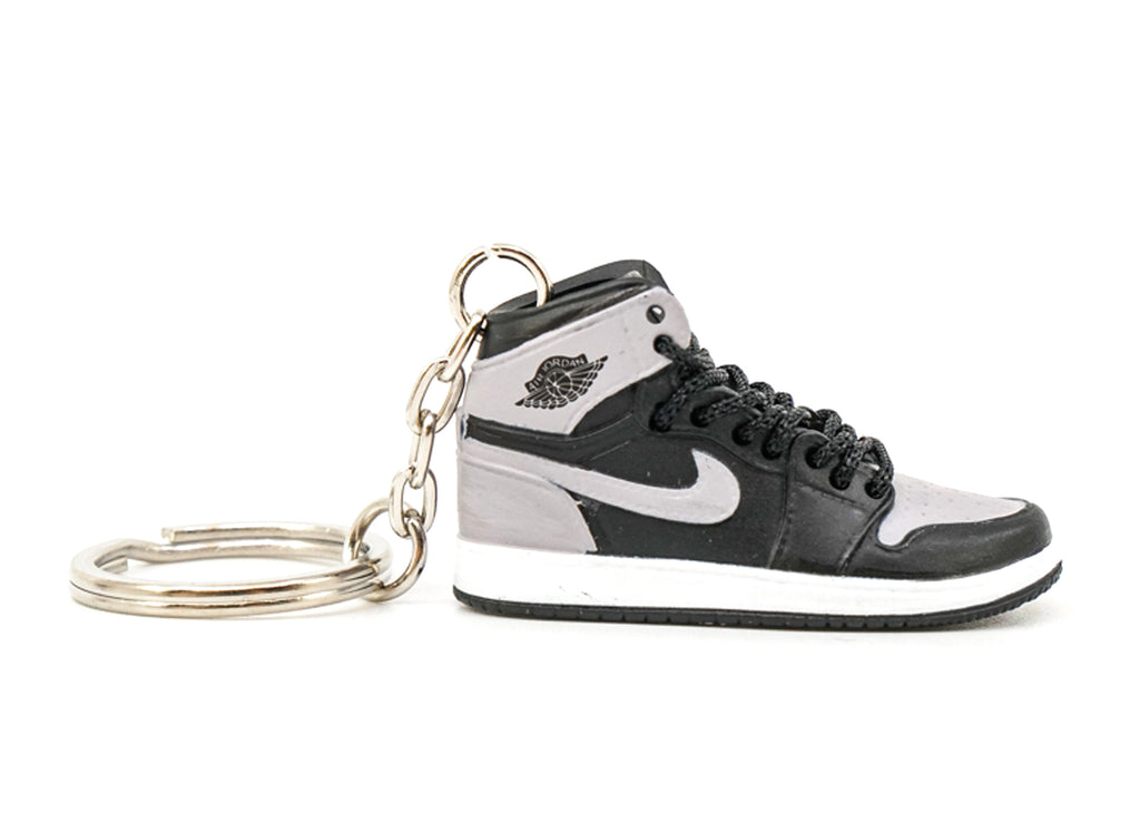 jordan 1 shadow keychain