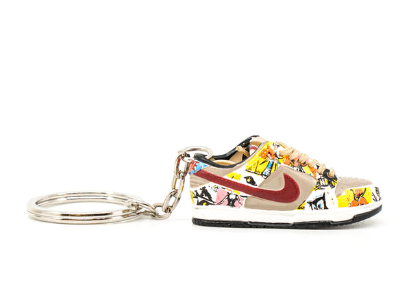 paris dunk keychain