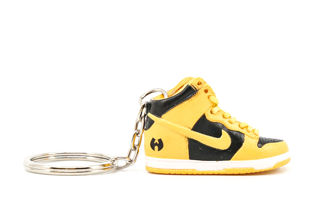 wutang dunk sneakery keychain