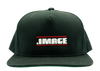 .IMAGE LOGO SNAP BACK - BLACK