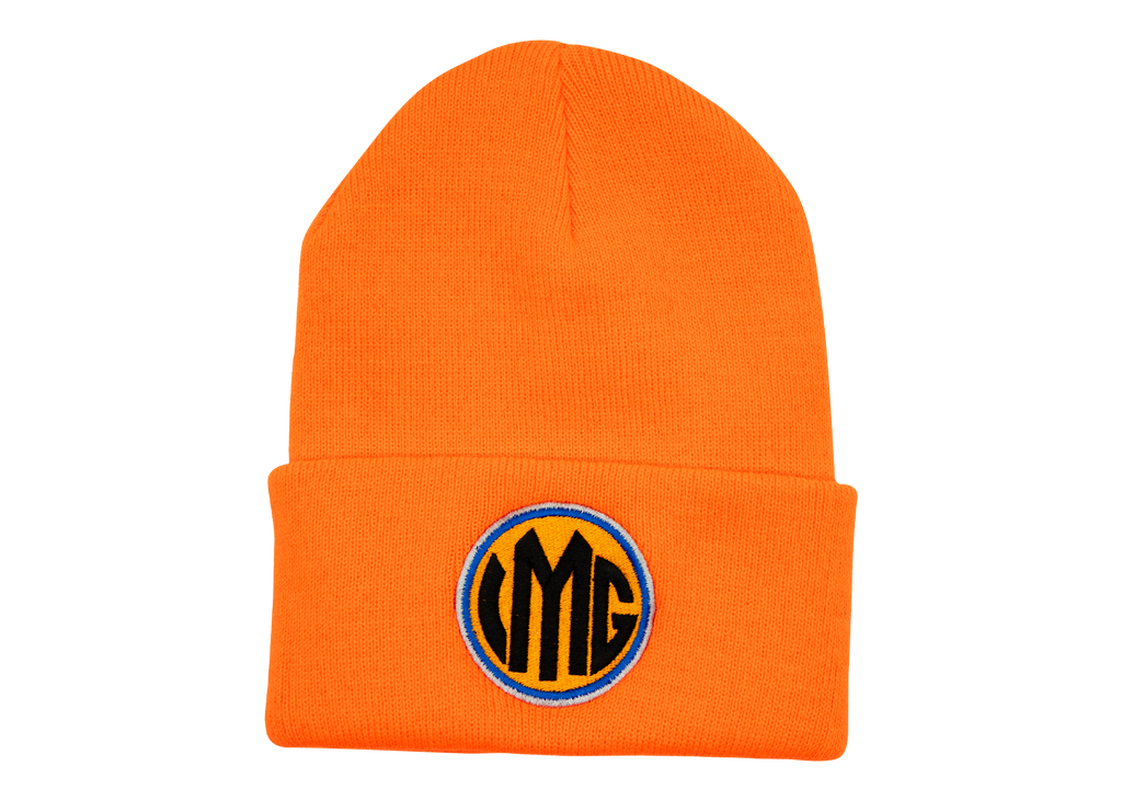 .IMAGE MECCA BEANIE - ORANGE