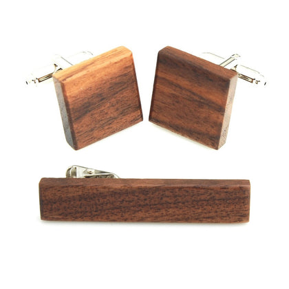 Cufflink and Tie Pin Set