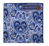 Peluche Hickory Dickory Dock - Pocket Square Cotton