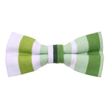 Peluche Fresh Mint - Bow Tie Linen
