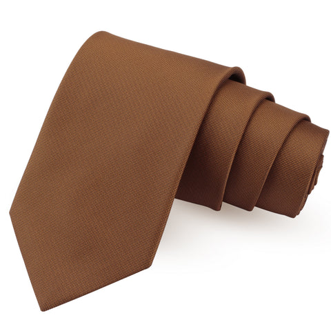 Charming Maroon Colored Microfiber Necktie For Men | Genuine Branded Product  from Peluche.in