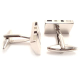 Stones 'n' Stripes - Mother of Pearl Cufflinks