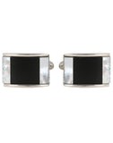 Irresistible Mother of Pearl Cufflinks
