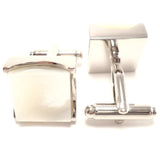 Mother of Pearl Finesse - Cufflinks