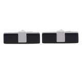 King's Ransom - Black Cufflinks
