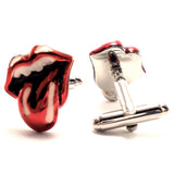 The Casanova Lips - Cufflinks