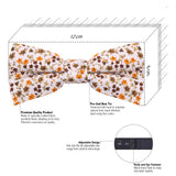 The Floral Affair - Pre Tied Bow Tie