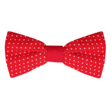 Peluche The Quirky Red Polka - Bow Tie Cotton