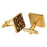 Golden Leopard - Cufflinks