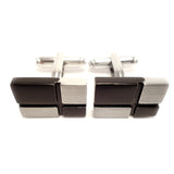 Check Bar - Cufflinks