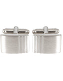Striking Crystal Cufflinks