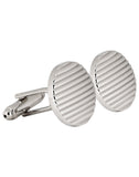 Peluche Suave Cufflinks Brass, Metal