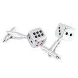 Gameplan - Red Cufflinks