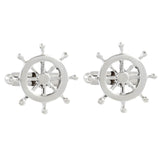 Peluche Steering my way - Cufflinks Brass, Metal