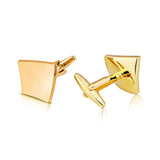 Killing Curve Golden Cufflinks