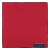 Red Woman - Pocket Square