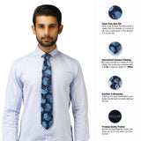 Beautiful Microfiber Necktie for Men