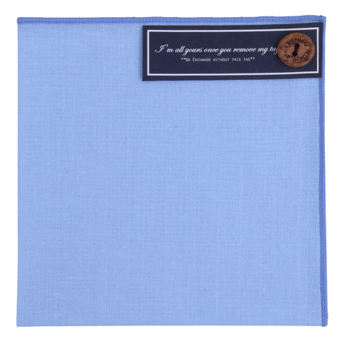 Peluche Strong n Austere - Pocket Square Linen