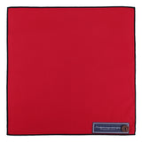 Royal Red - Pocket Square