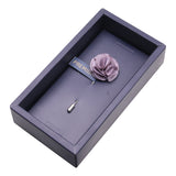 Garnished with Love - Grey Brooch