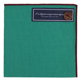 Peluche Dreamy Greeny - Pocket Square Linen