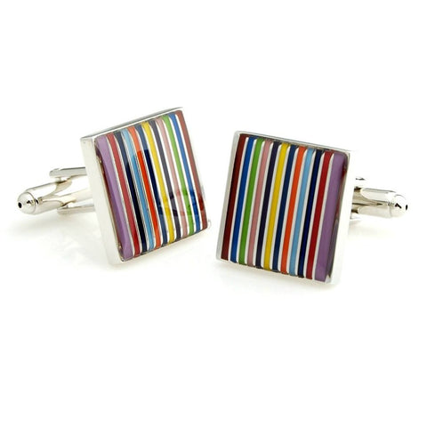 Multicolor Multicolor Cufflinks for Men | Genuine Branded Product from Peluche.in