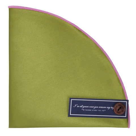 Peluche Soft Luxe Pocket Round - Green Pocket Roll, Polyester