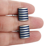 Effortless - Dark Blue Cufflinks